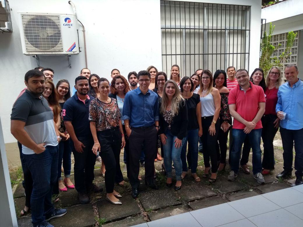 Pregão Eletrônico - Prof. Evaldo Araújo Ramos - UFES - Vitória-ES